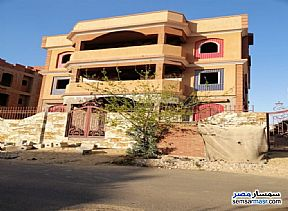 Ad Photo: Villa 5 bedrooms 3 baths 580 sqm semi finished in West Somid  6th of October