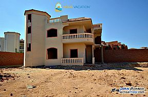 Ad Photo: Villa 5 bedrooms 3 baths 280 sqm without finish in Hurghada  Red Sea