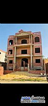 Ad Photo: Villa 12 bedrooms 9 baths 300 sqm without finish in West Somid  6th of October