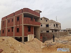 Villa 5 bedrooms 3 baths 400 sqm without finish For Sale Mukhabarat Land 6th of October - 1
