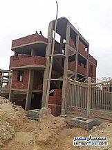 Villa 5 bedrooms 3 baths 400 sqm without finish For Sale Mukhabarat Land 6th of October - 4