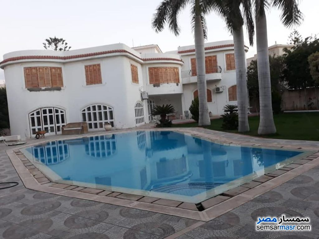 Ad Photo: Villa 6 bedrooms 7 baths 1350 sqm super lux in Agami  Alexandira