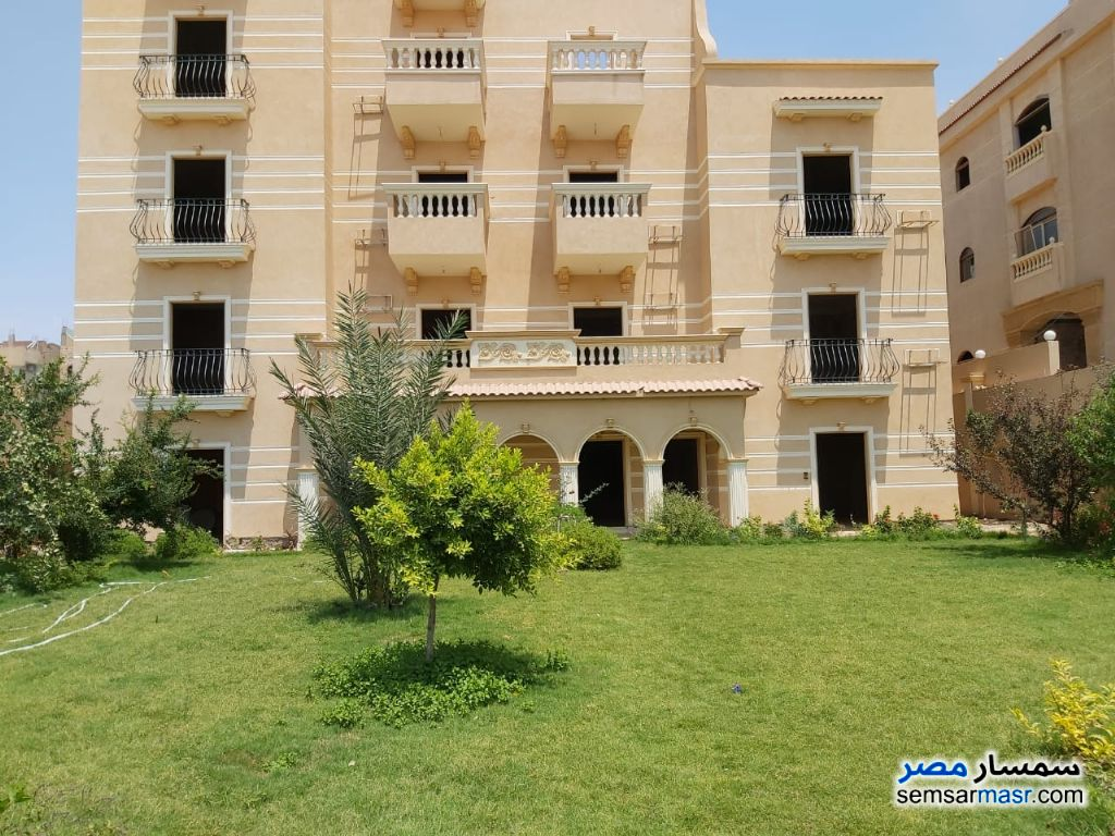 Photo 2 - Villa 5 bedrooms 3 baths 1,003 sqm semi finished For Sale El Ubour City Qalyubiyah