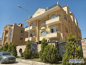 Ad Photo: Villa 10 bedrooms 6 baths 600 sqm semi finished in West Somid  6th of October