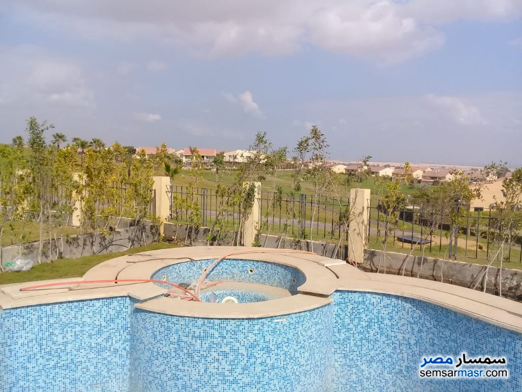 Photo 1 - Villa 6 bedrooms 6 baths 1,000 sqm extra super lux For Sale Sheikh Zayed 6th of October