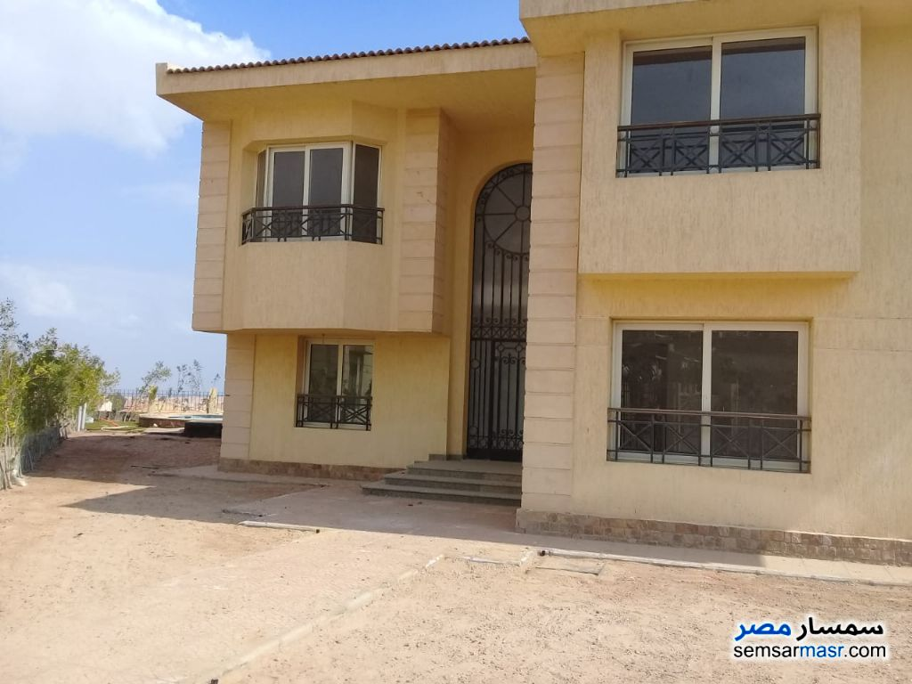 Photo 3 - Villa 6 bedrooms 6 baths 1,000 sqm extra super lux For Sale Sheikh Zayed 6th of October