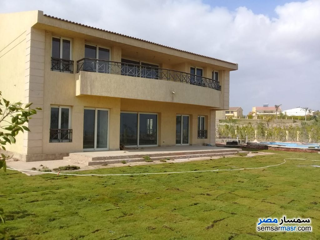 Photo 5 - Villa 6 bedrooms 6 baths 1,000 sqm extra super lux For Sale Sheikh Zayed 6th of October