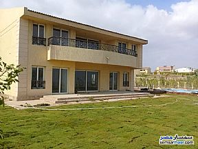 Villa 6 bedrooms 6 baths 1,000 sqm extra super lux For Sale Sheikh Zayed 6th of October - 5
