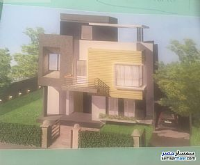 Ad Photo: Villa 4 bedrooms 2 baths 499 sqm semi finished in Madinaty  Cairo