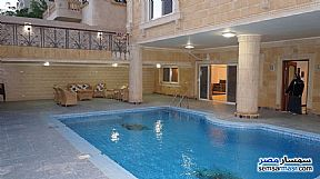 Villa 9 bedrooms 5 baths 1,000 sqm extra super lux For Sale West Somid 6th of October - 3