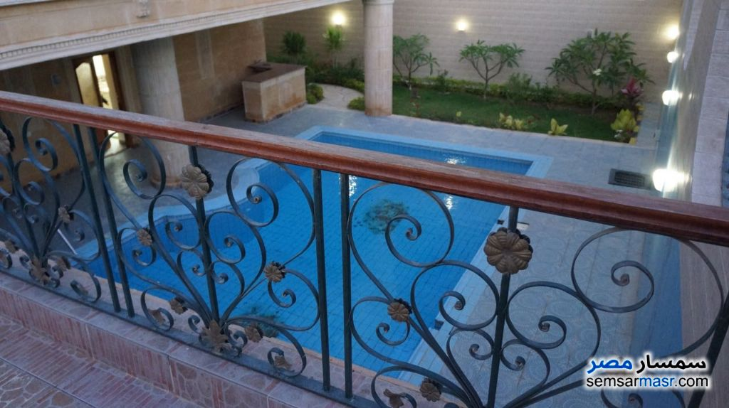 Photo 4 - Villa 9 bedrooms 5 baths 1,000 sqm extra super lux For Sale West Somid 6th of October