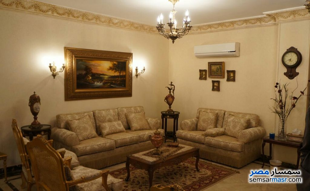 Photo 12 - Villa 9 bedrooms 5 baths 1,000 sqm extra super lux For Sale West Somid 6th of October