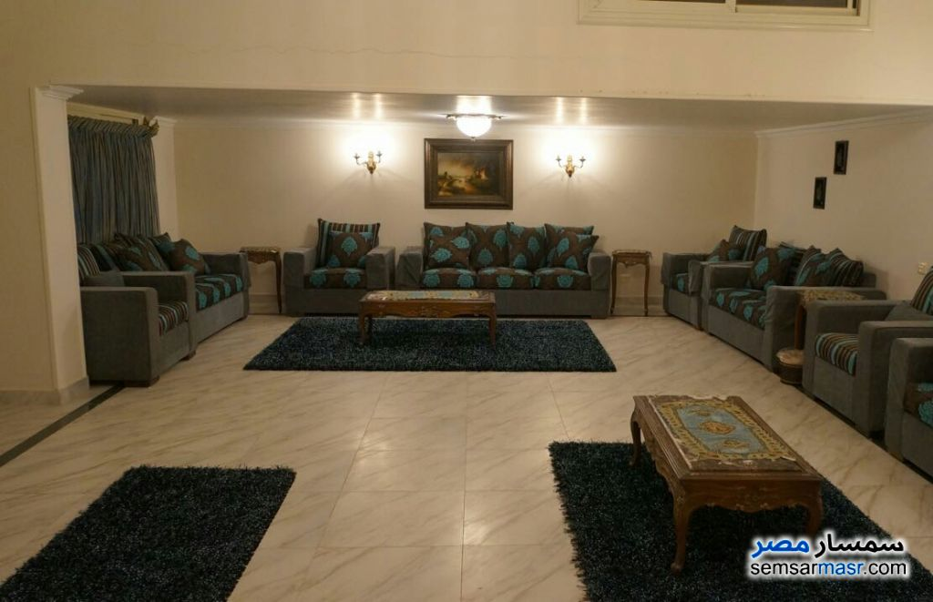 Photo 16 - Villa 9 bedrooms 5 baths 1,000 sqm extra super lux For Sale West Somid 6th of October