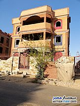 Ad Photo: Villa 3 bedrooms 2 baths 280 sqm semi finished in West Somid  6th of October