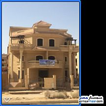 Ad Photo: Villa 12 bedrooms 9 baths 660 sqm semi finished in West Somid  6th of October