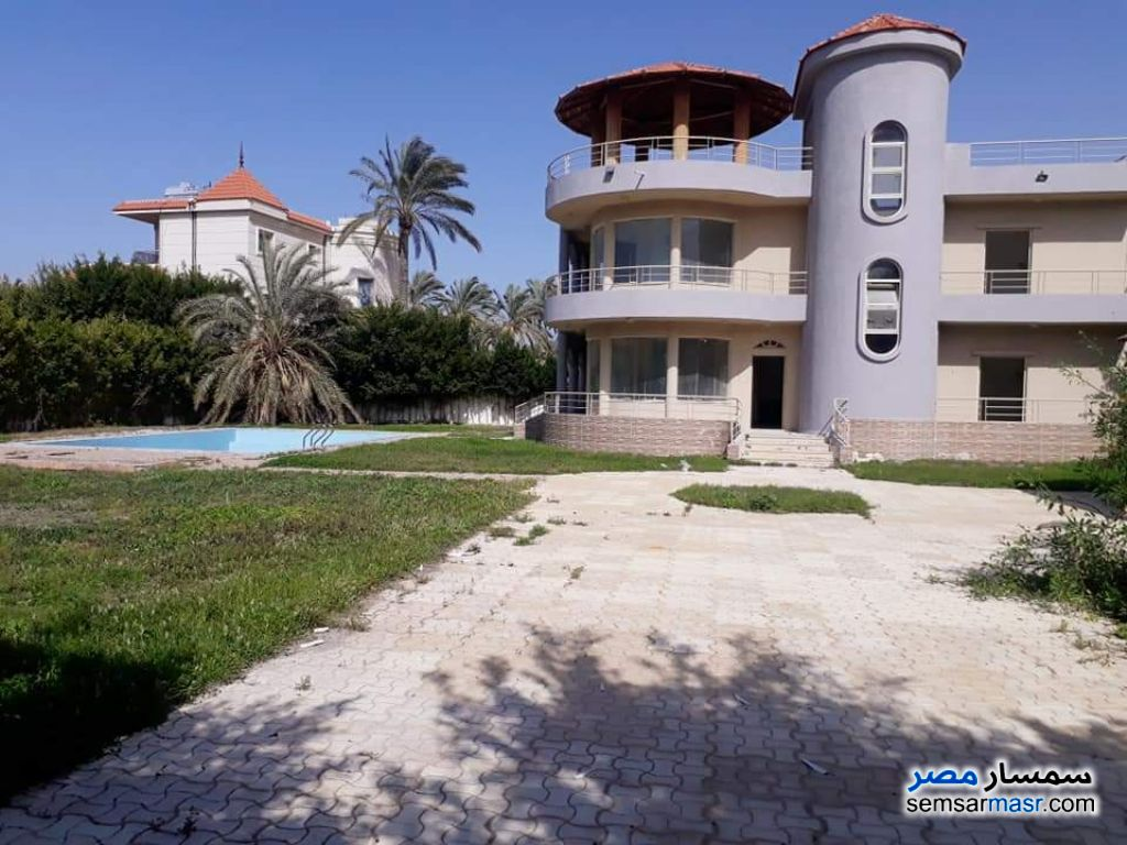 Photo 1 - Villa 4 bedrooms 3 baths 1,400 sqm extra super lux For Sale Borg Al Arab Alexandira