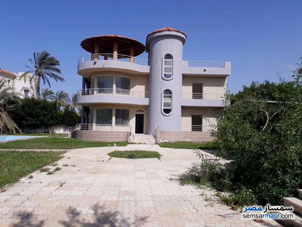 Photo 2 - Villa 4 bedrooms 3 baths 1,400 sqm extra super lux For Sale Borg Al Arab Alexandira