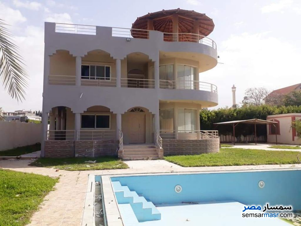 Photo 6 - Villa 4 bedrooms 3 baths 1,400 sqm extra super lux For Sale Borg Al Arab Alexandira