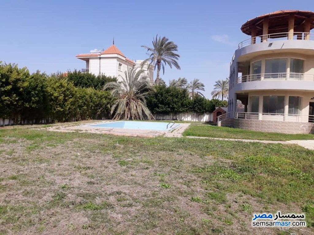 Photo 7 - Villa 4 bedrooms 3 baths 1,400 sqm extra super lux For Sale Borg Al Arab Alexandira