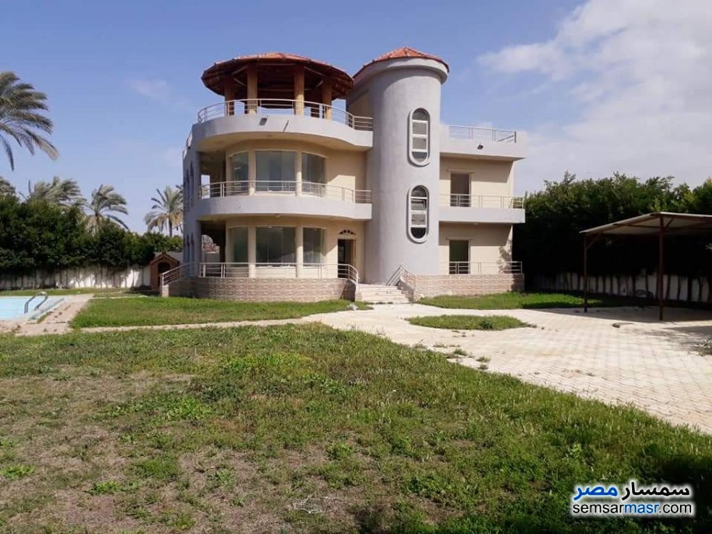 Photo 8 - Villa 4 bedrooms 3 baths 1,400 sqm extra super lux For Sale Borg Al Arab Alexandira