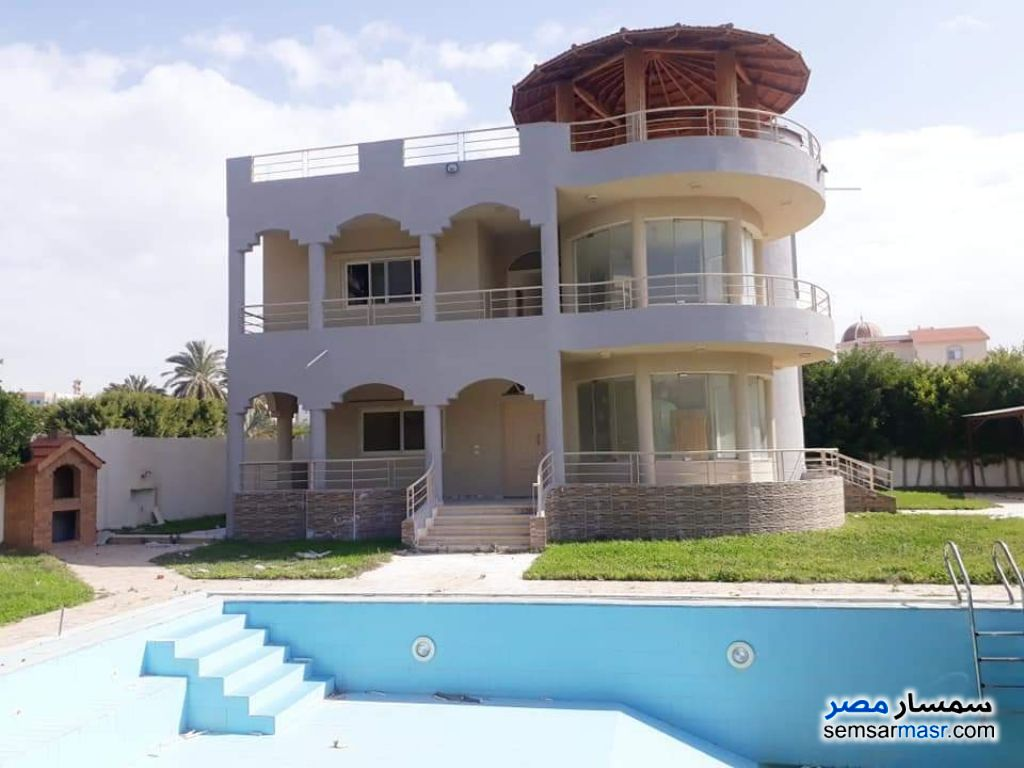 Photo 9 - Villa 4 bedrooms 3 baths 1,400 sqm extra super lux For Sale Borg Al Arab Alexandira