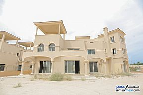 Ad Photo: Villa 11 bedrooms 6 baths 1228 sqm without finish in King Maryot  Alexandira