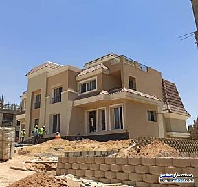 Ad Photo: Villa 4 bedrooms 3 baths 290 sqm semi finished in Madinaty  Cairo