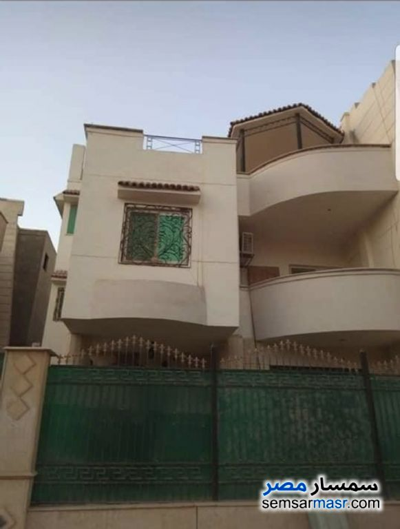 Ad Photo: Villa 4 bedrooms 3 baths 300 sqm super lux in Maadi  Cairo