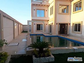 Ad Photo: Villa 4 bedrooms 1 bath 500 sqm semi finished in Borg Al Arab  Alexandira