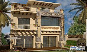 Ad Photo: Villa 4 bedrooms 3 baths 300 sqm semi finished in King Maryot  Alexandira