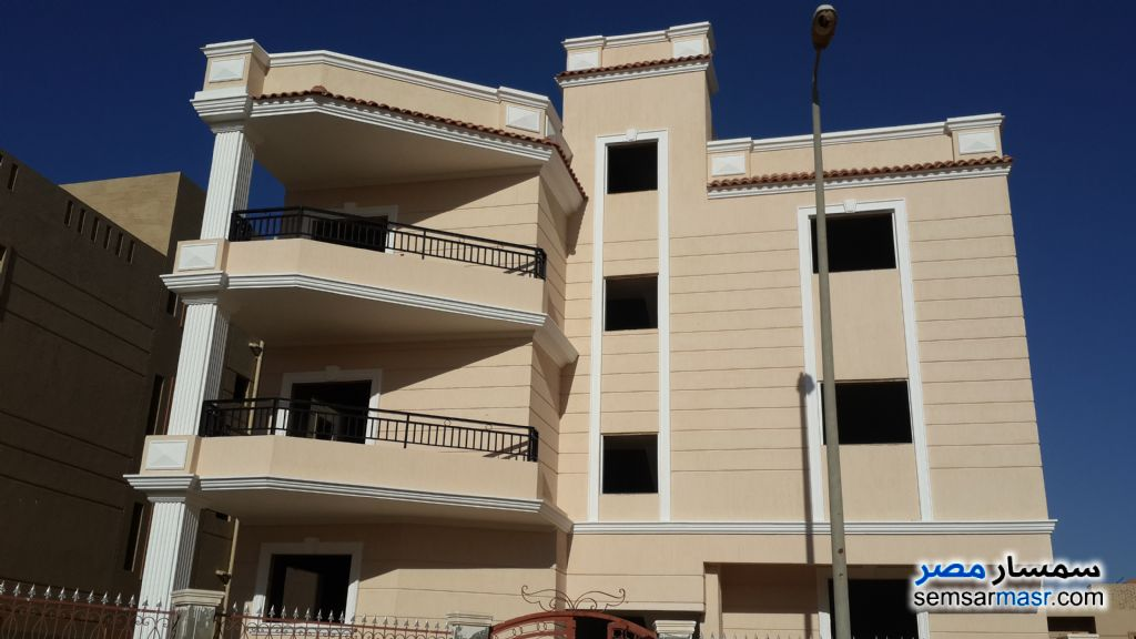 Photo 2 - Villa 15 bedrooms 8 baths 1,072 sqm semi finished For Sale Mukhabarat Land 6th of October