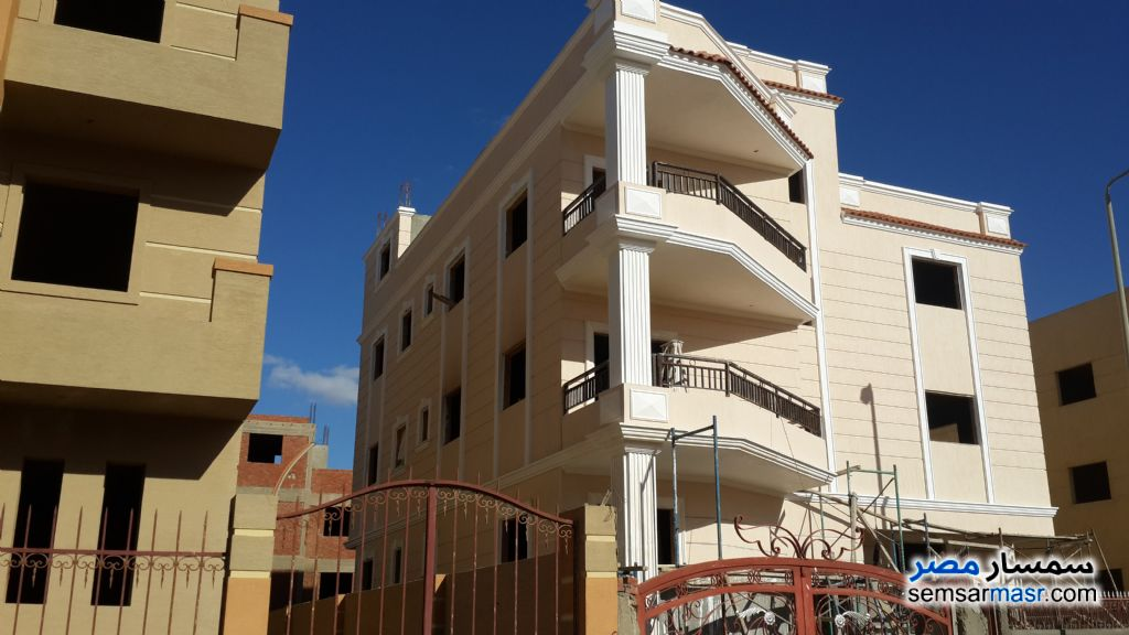 Photo 3 - Villa 15 bedrooms 8 baths 1,072 sqm semi finished For Sale Mukhabarat Land 6th of October