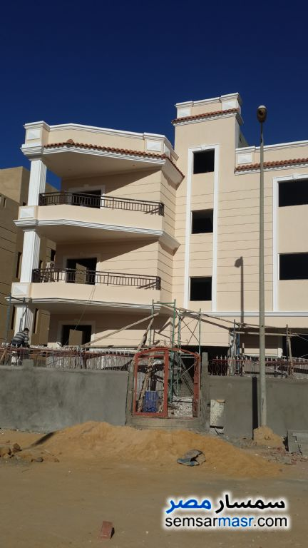 Photo 5 - Villa 15 bedrooms 8 baths 1,072 sqm semi finished For Sale Mukhabarat Land 6th of October