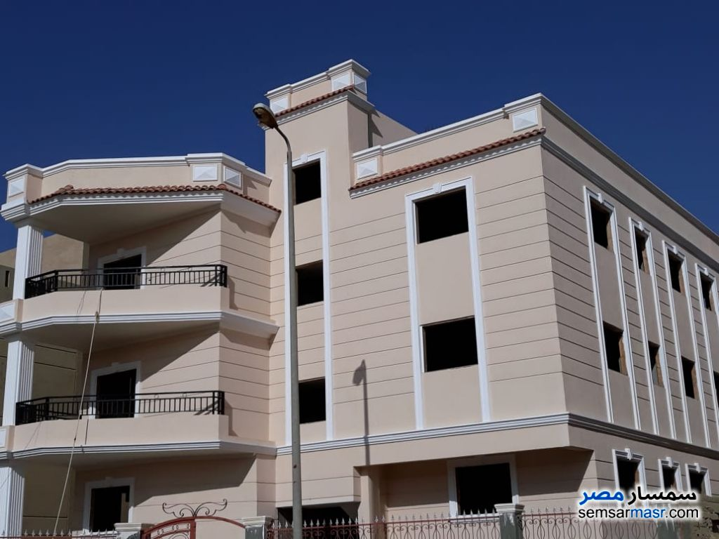 Photo 1 - Villa 15 bedrooms 8 baths 1,072 sqm semi finished For Sale Mukhabarat Land 6th of October