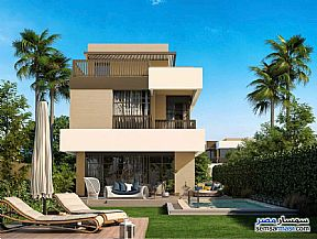 Villa 4 bedrooms 4 baths 191 sqm semi finished