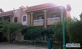Ad Photo: Villa 7 bedrooms 4 baths 400 sqm super lux in Safwa City  6th of October
