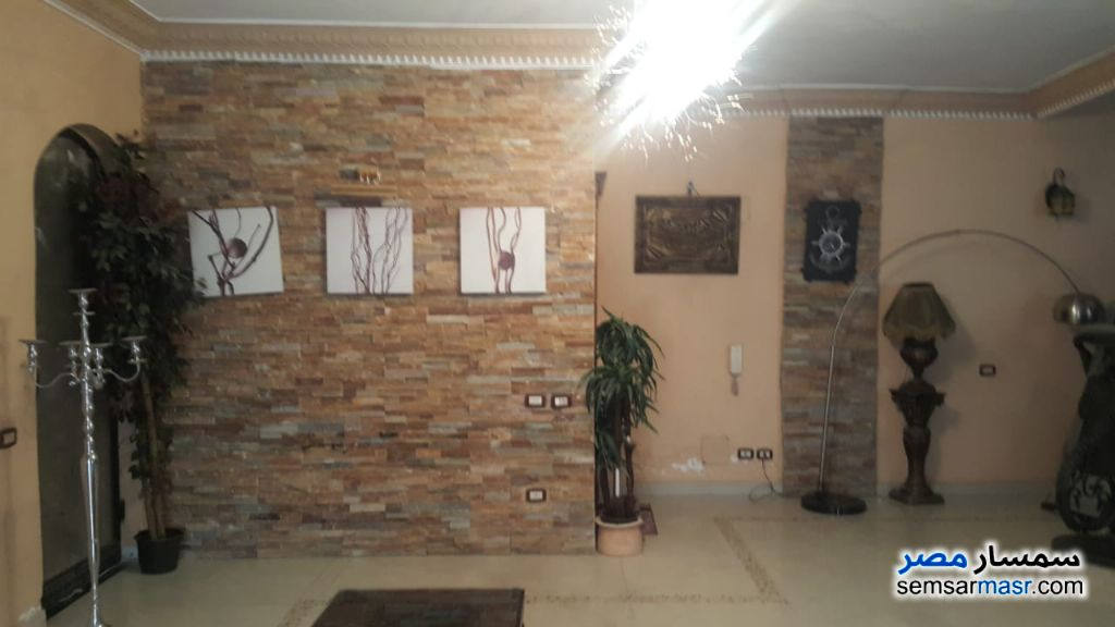 Photo 2 - Villa 5 bedrooms 4 baths 450 sqm extra super lux For Sale Maadi Cairo
