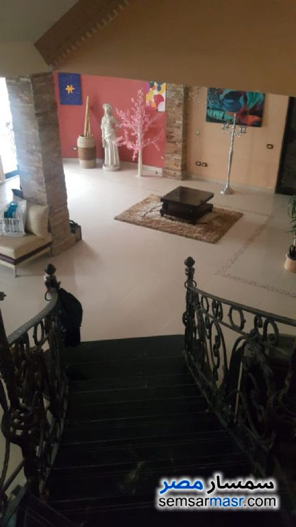 Photo 3 - Villa 5 bedrooms 4 baths 450 sqm extra super lux For Sale Maadi Cairo