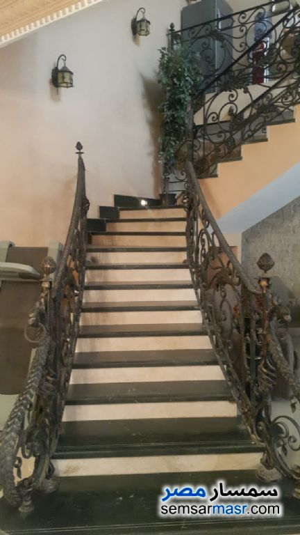 Photo 5 - Villa 5 bedrooms 4 baths 450 sqm extra super lux For Sale Maadi Cairo