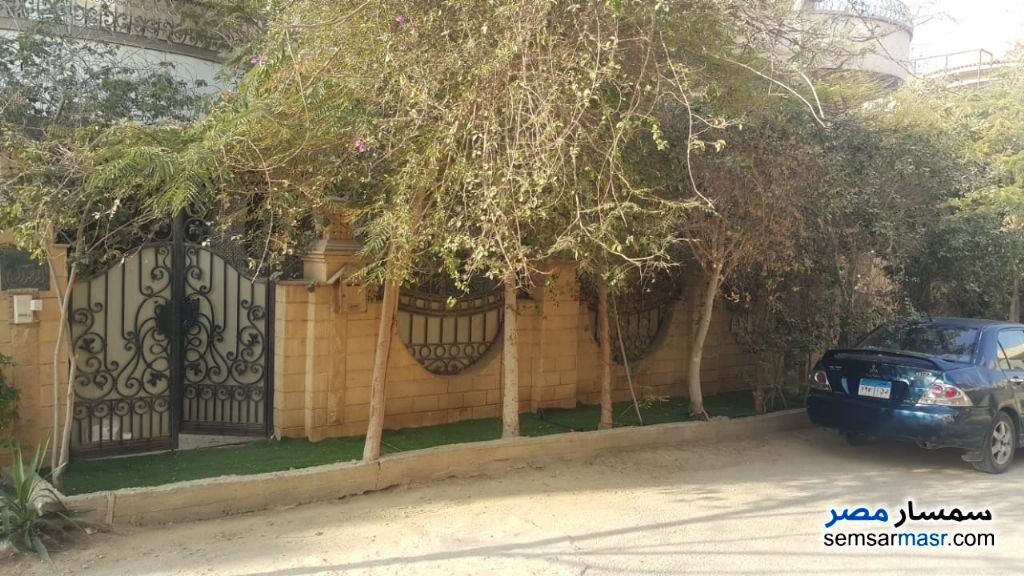 Photo 6 - Villa 5 bedrooms 4 baths 450 sqm extra super lux For Sale Maadi Cairo