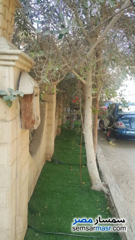Photo 9 - Villa 5 bedrooms 4 baths 450 sqm extra super lux For Sale Maadi Cairo
