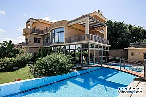 Ad Photo: Villa 8 bedrooms 9 baths 1100 sqm extra super lux in King Maryot  Alexandira
