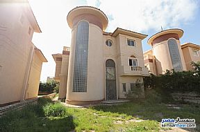 Ad Photo: Villa 4 bedrooms 4 baths 550 sqm semi finished in King Maryot  Alexandira