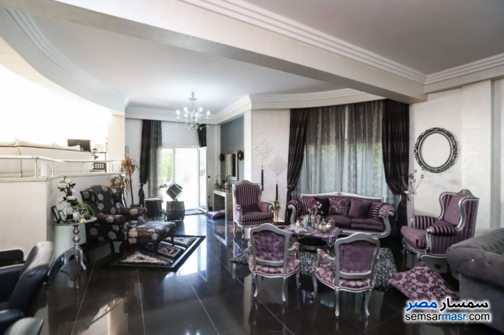 Photo 3 - Villa 8 bedrooms 5 baths 600 sqm extra super lux For Sale King Maryot Alexandira