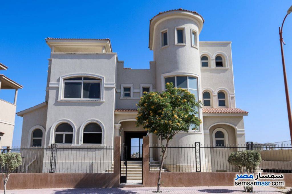 Photo 3 - Villa 7 bedrooms 7 baths 900 sqm extra super lux For Sale King Maryot Alexandira