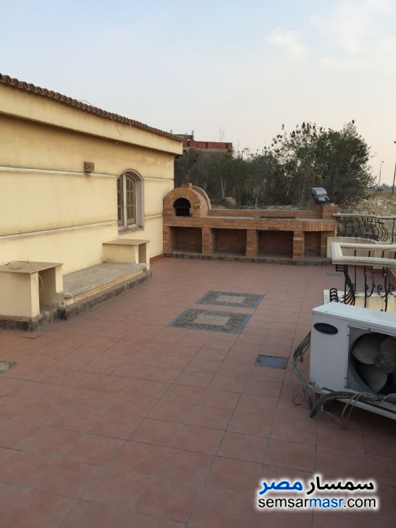 Photo 17 - Villa 4 bedrooms 5 baths 800 sqm extra super lux For Sale 15 May City Cairo
