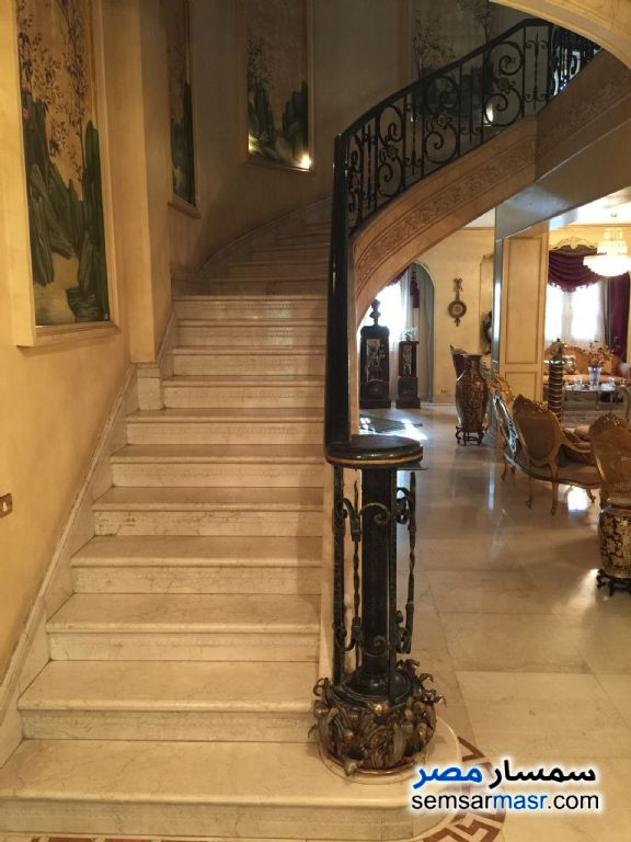 Photo 2 - Villa 4 bedrooms 5 baths 800 sqm extra super lux For Sale 15 May City Cairo