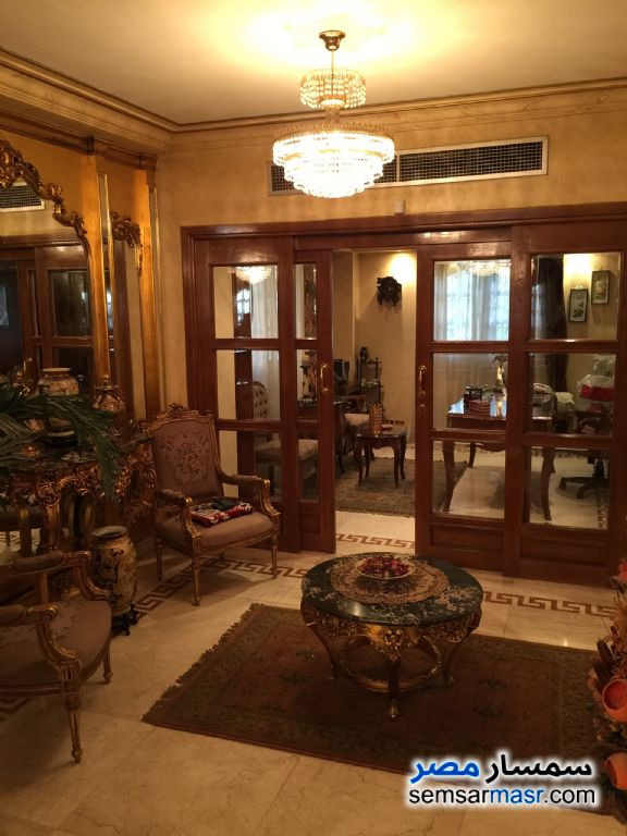 Photo 6 - Villa 4 bedrooms 5 baths 800 sqm extra super lux For Sale 15 May City Cairo