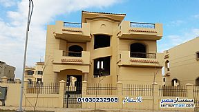 Ad Photo: Villa 4 bedrooms 4 baths 600 sqm semi finished in Dreamland  6th of October