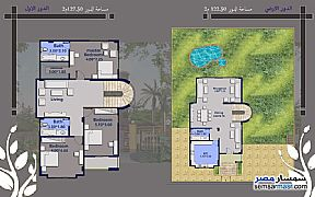 Ad Photo: Villa 7 bedrooms 5 baths 500 sqm semi finished in 6th of October
